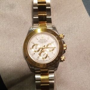 Authentic Rolex watch